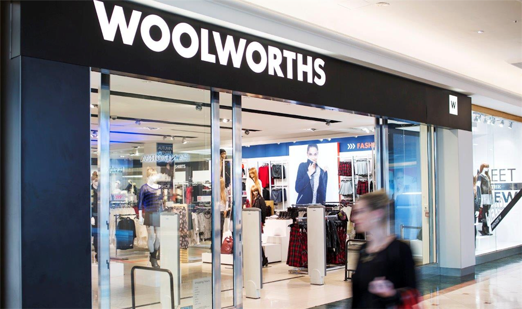 A Woolworths' store (supplied)